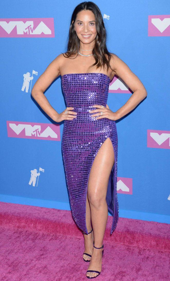Olivia Munn - 2018 MTV Video Music Awards in New York City