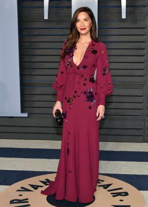 Olivia Munn - 2018 Vanity Fair Oscar Party in Hollywood