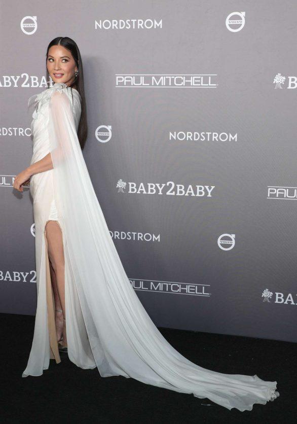 Olivia Munn 2019 : Olivia Munn – 2019 Baby2Baby Gala in Los Angeles-02
