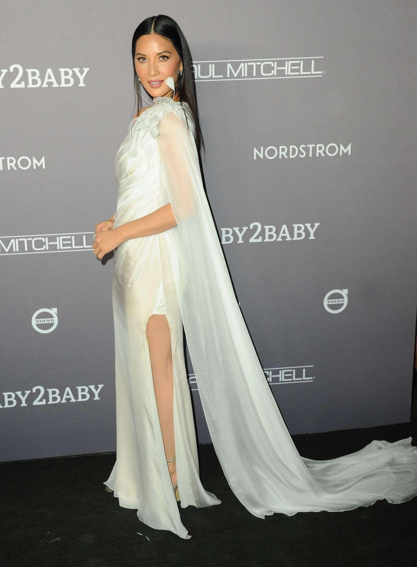 Olivia Munn 2019 : Olivia Munn – 2019 Baby2Baby Gala in Los Angeles-07