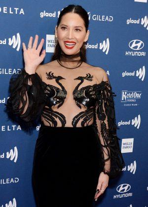 Olivia Munn - 2019 GLAAD Media Awards in Los Angeles