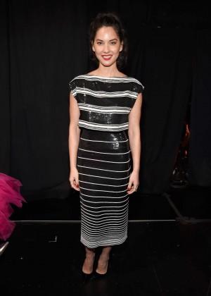 Olivia Munn: 2015 Peoples Choice Awards -16