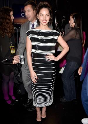 Olivia Munn: 2015 Peoples Choice Awards -18