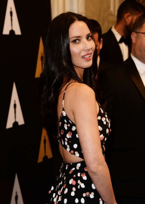 Olivia Munn - Academy of Motion Picture Arts and Sciences Awards Ceremony in Hollywood