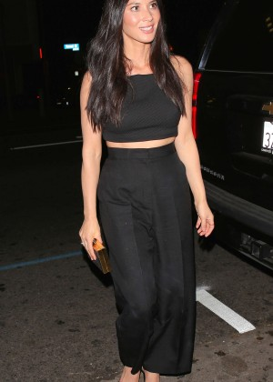 Olivia Munn at Reese Witherspoon's 40th Birthday Party in Los Angeles