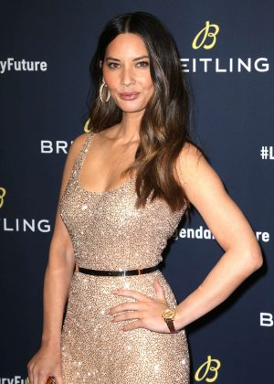 Olivia Munn - Breitling Global Roadshow Event in NYC