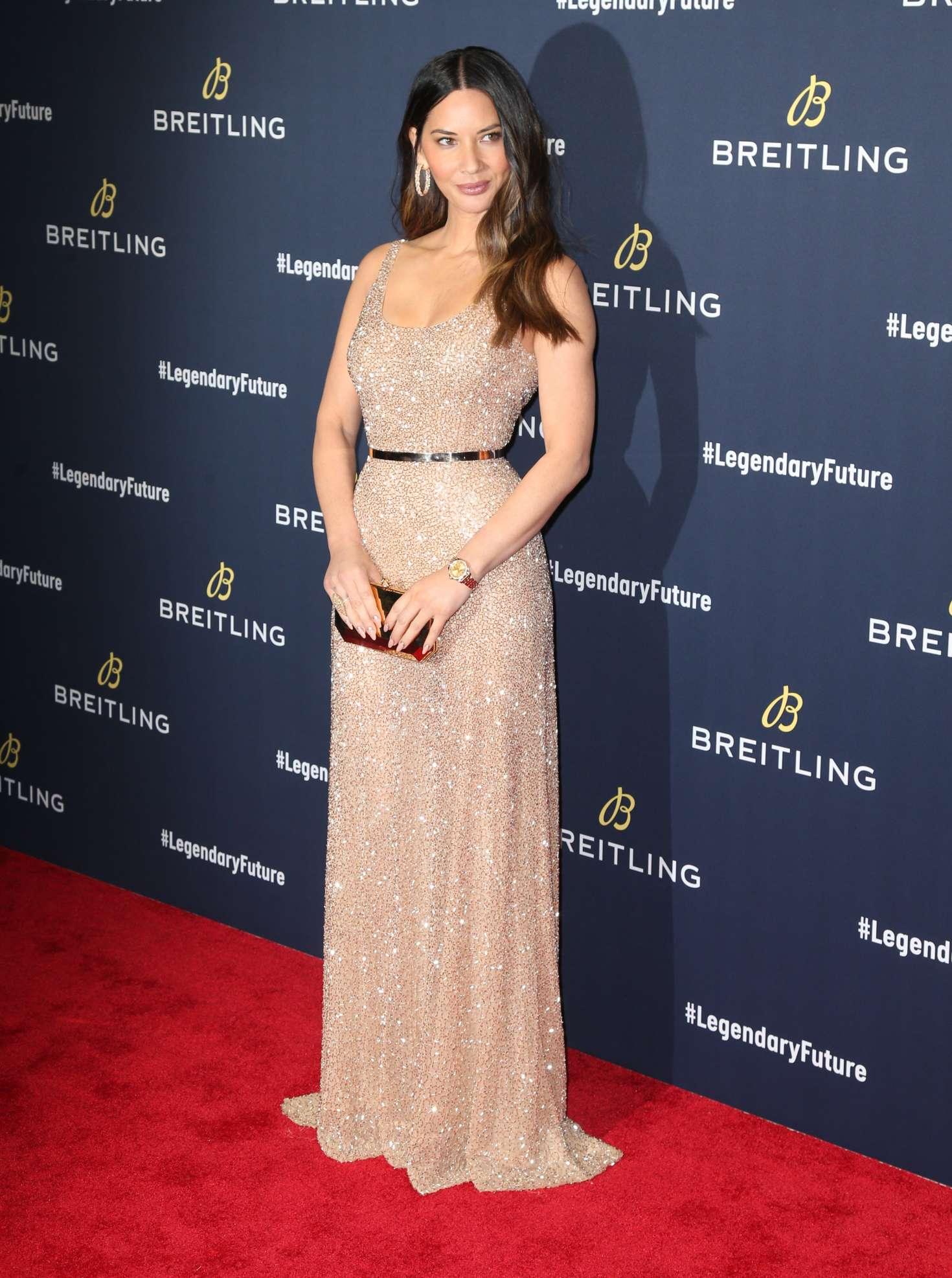 Olivia Munn 2018 : Olivia Munn: Breitling Global Roadshow Event -23