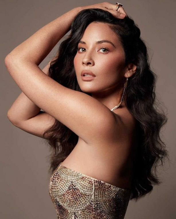 Olivia Munn by Albert Sanchez Photoshoot (March 2020)