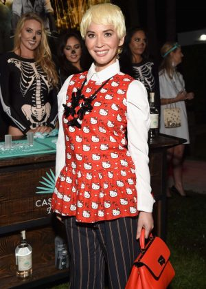 Olivia Munn - Casamigos Halloween Party in Beverly Hills