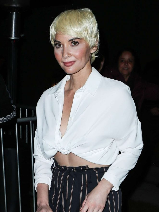 Olivia Munn - Casamigos Halloween Party in Los Angeles