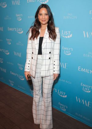Olivia Munn - EMILY'S List 2nd Annual Pre-Oscars Event in Los Angeles