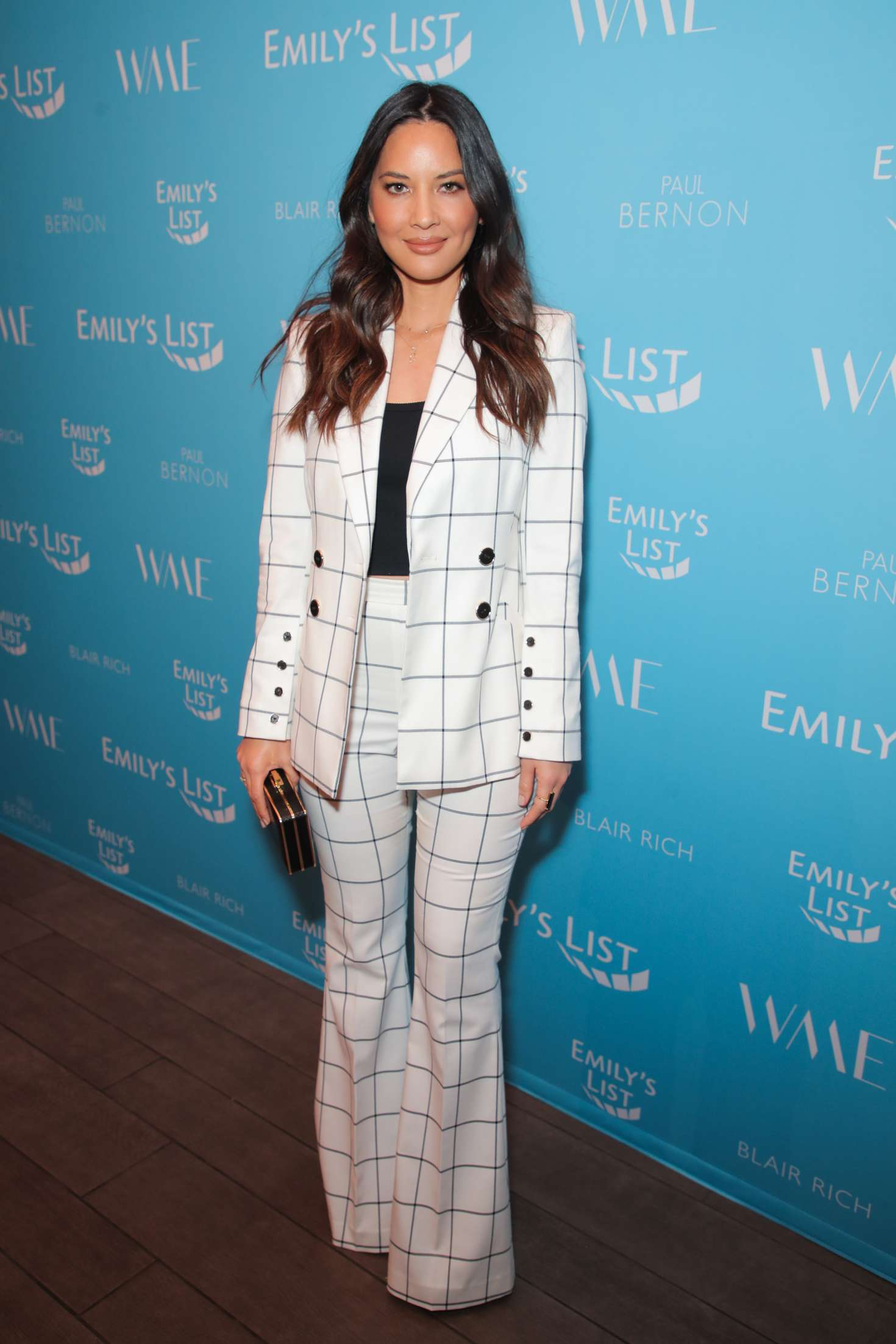 Olivia Munn – EMILY'S List 2nd Annual Pre-Oscars Event in Los Angeles