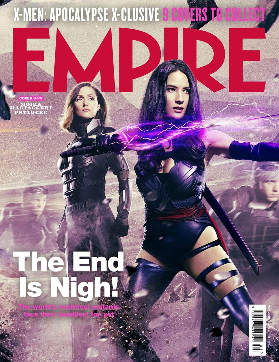 Olivia Munn - Empire Magazine (May 2016)