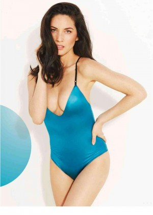 Olivia Munn - Esquire Magazine (February 2015) adds