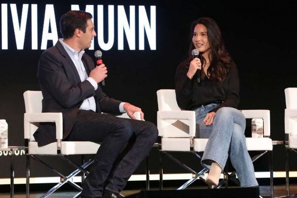Olivia Munn 2019 : Olivia Munn – Forbes 30 Under 30 Summit 2019-02