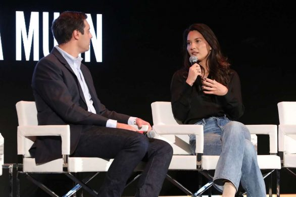 Olivia Munn 2019 : Olivia Munn – Forbes 30 Under 30 Summit 2019-03