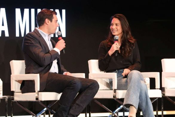 Olivia Munn 2019 : Olivia Munn – Forbes 30 Under 30 Summit 2019-05