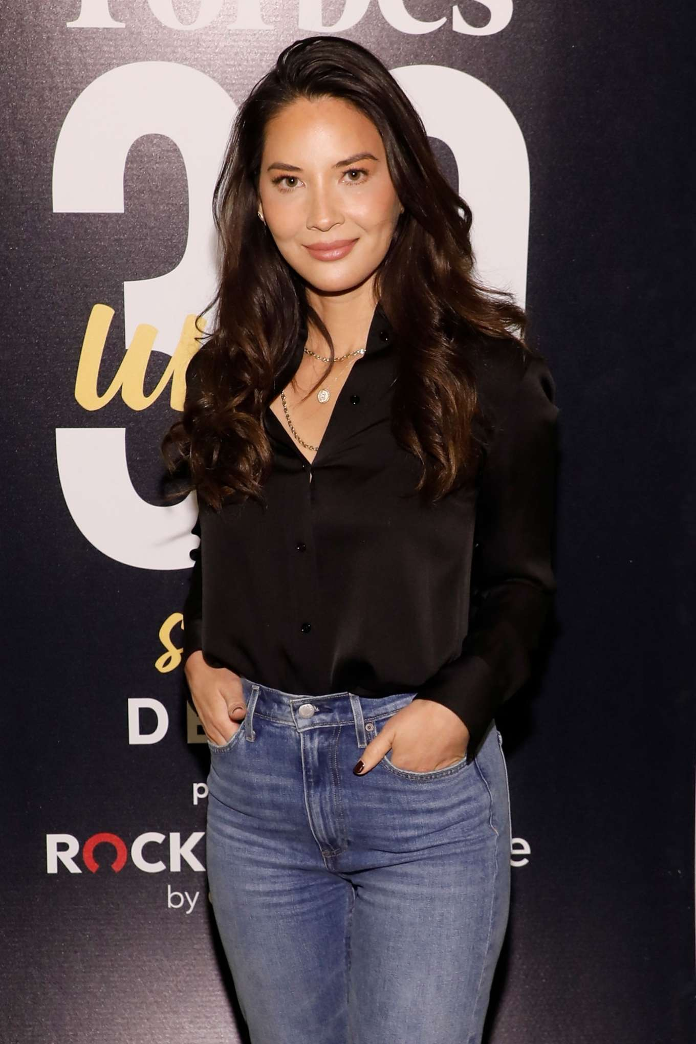 Olivia Munn 2019 : Olivia Munn – Forbes 30 Under 30 Summit 2019-08