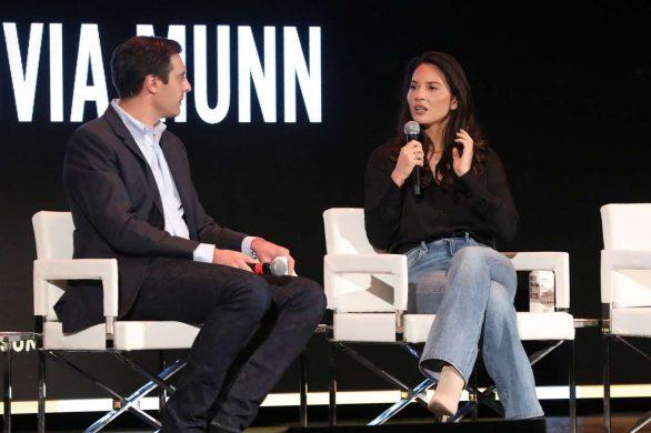 Olivia Munn 2019 : Olivia Munn – Forbes 30 Under 30 Summit 2019-10