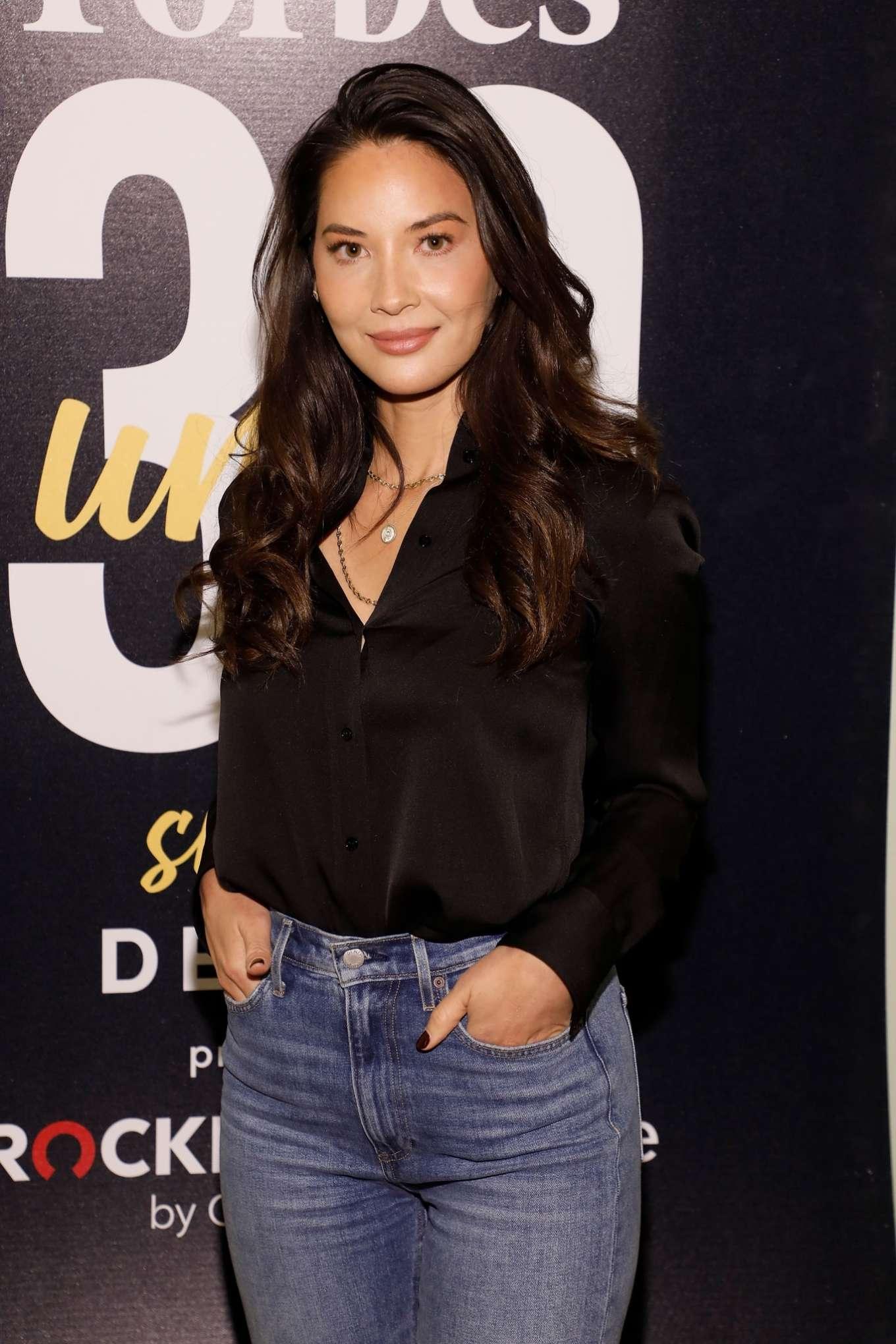 Olivia Munn 2019 : Olivia Munn – Forbes 30 Under 30 Summit 2019-11