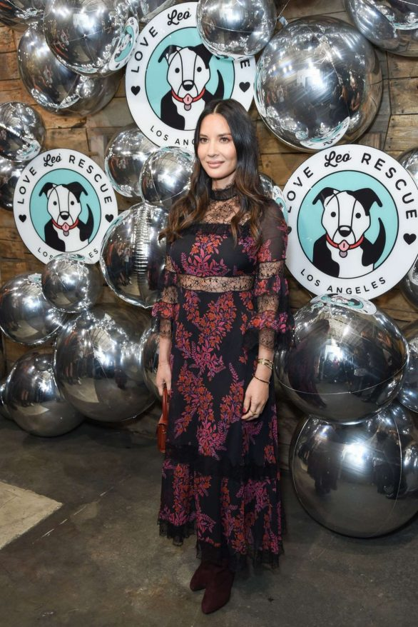 Olivia Munn 2019 : Olivia Munn – Love Leo Rescues 2nd Annual Cocktails For A Cause-04