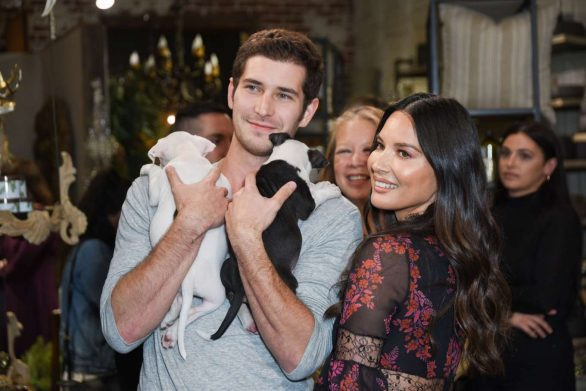 Olivia Munn 2019 : Olivia Munn – Love Leo Rescues 2nd Annual Cocktails For A Cause-06