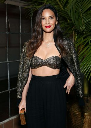 Olivia Munn - Michael Kors x Kate Hudson Dinner in Los Angeles