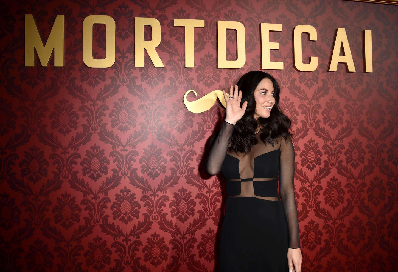 Olivia Munn 2015 : Olivia Munn: Mortdecai LA Premiere -15