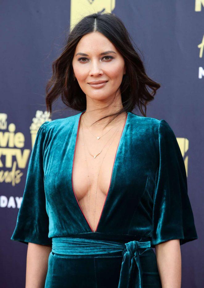 Olivia Munn - MTV Movie and TV Awards 2018 in Santa Monica