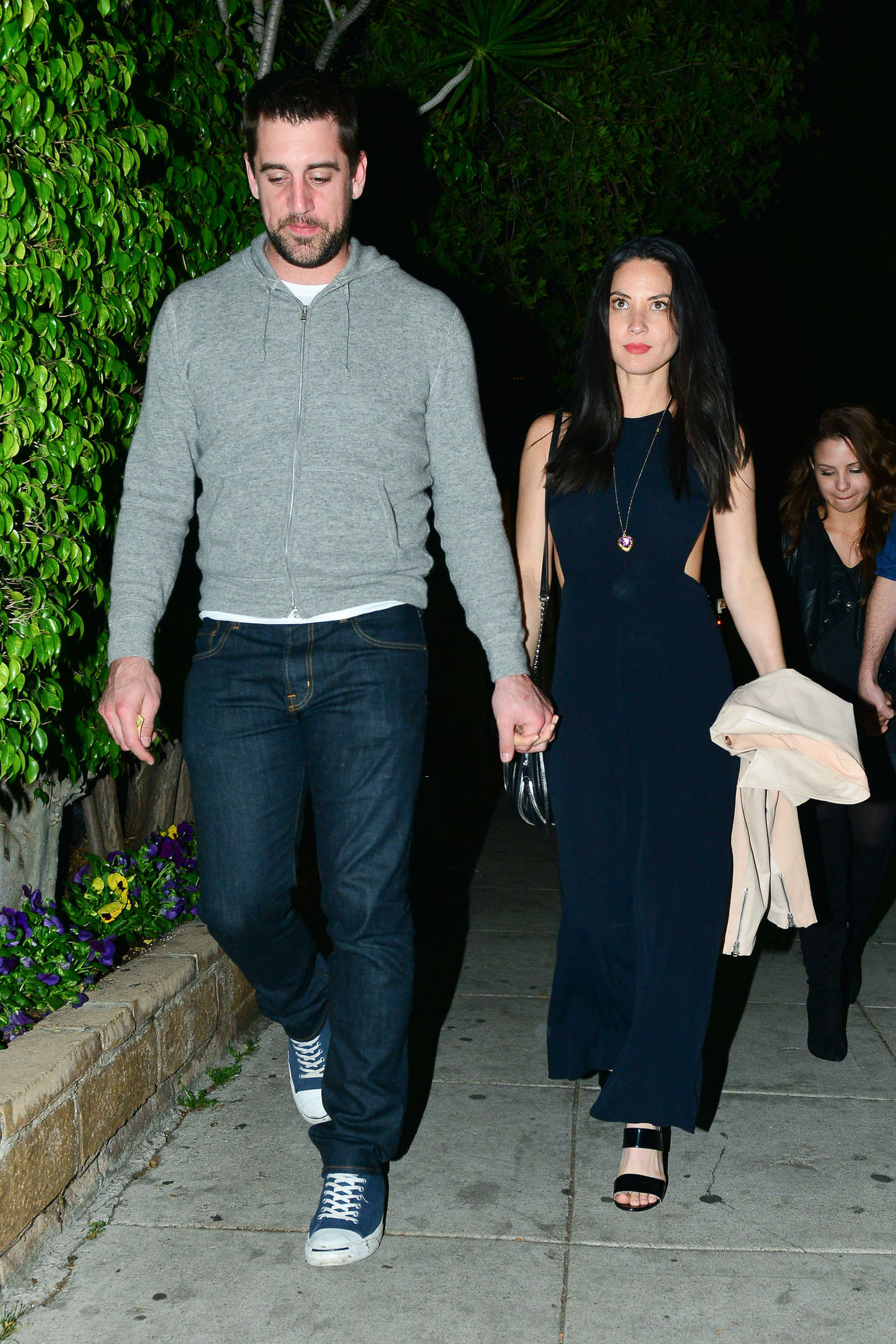 Olivia Munn Night Out in Beverly Hills