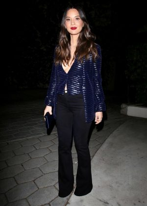 Olivia Munn - Out in Los Angeles