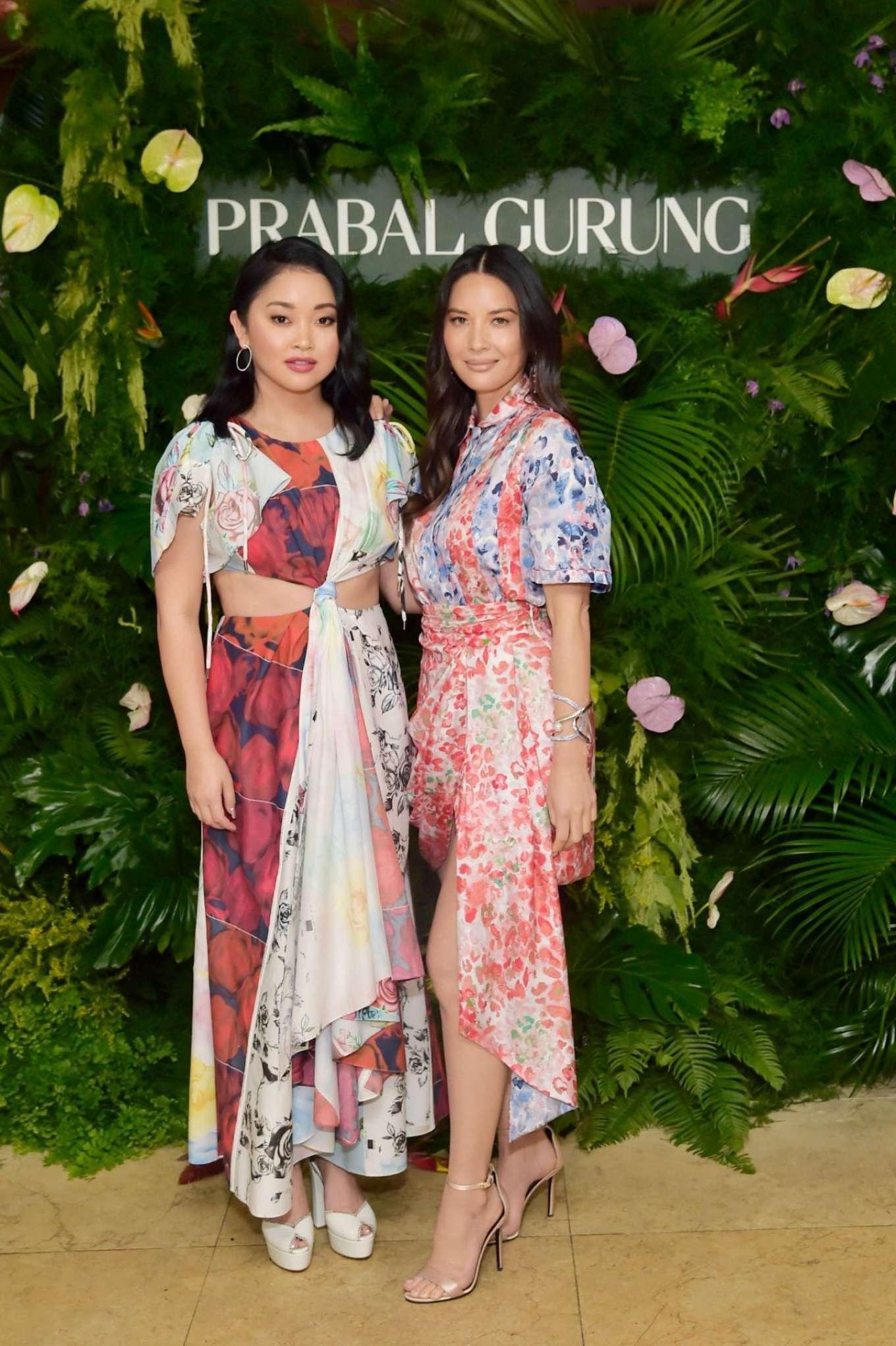 Olivia Munn 2019 : Olivia Munn – Prabal Gurung Celebrates 10 Years in West Hollywood-02