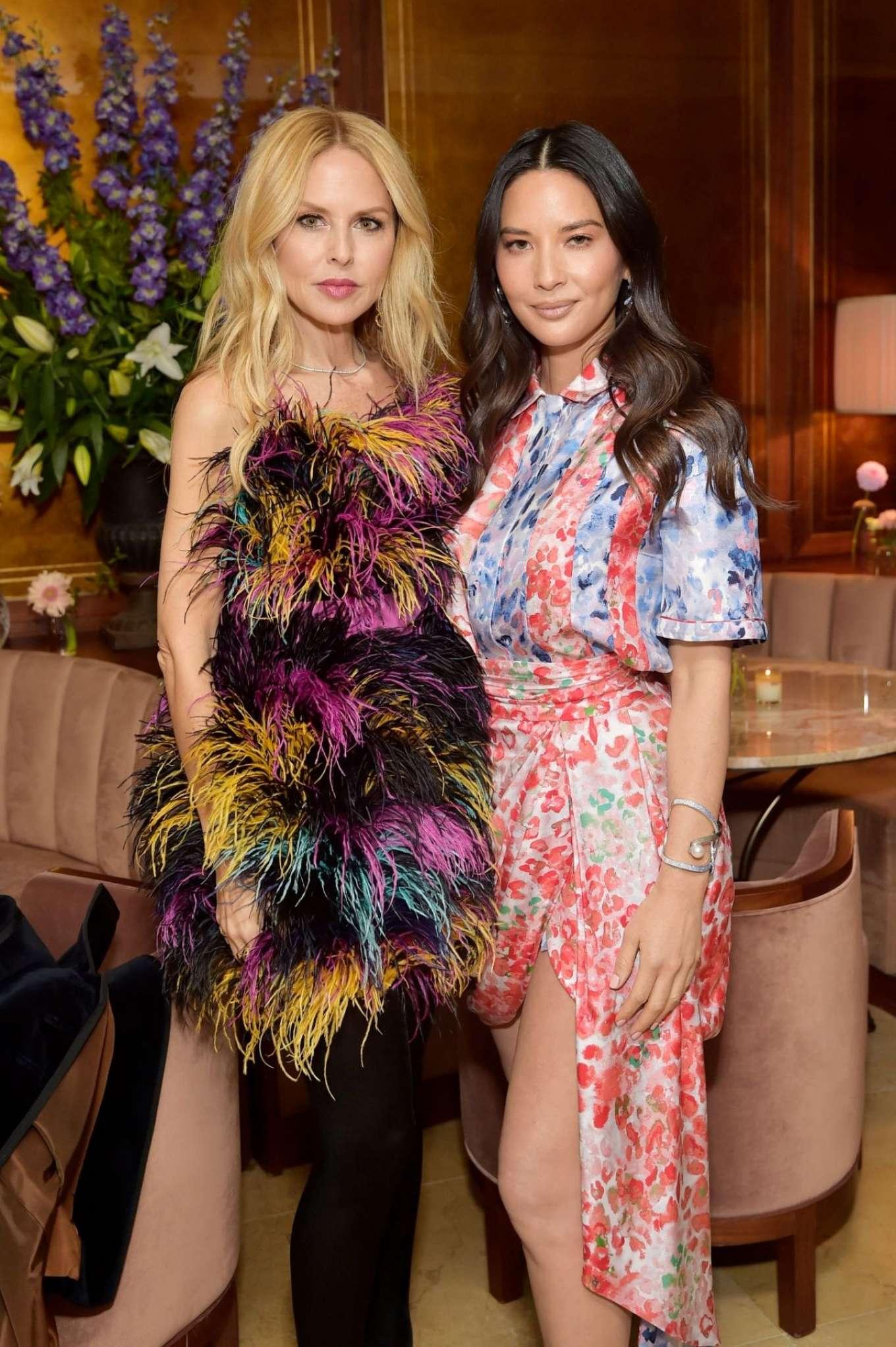Olivia Munn 2019 : Olivia Munn – Prabal Gurung Celebrates 10 Years in West Hollywood-09