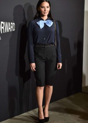 Olivia Munn - Prada Presents Past Forward Short Film By David O. Russell in LA