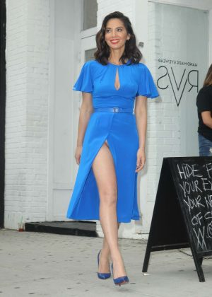 Olivia Munn - Proactiv Pop-Up Experience in New York