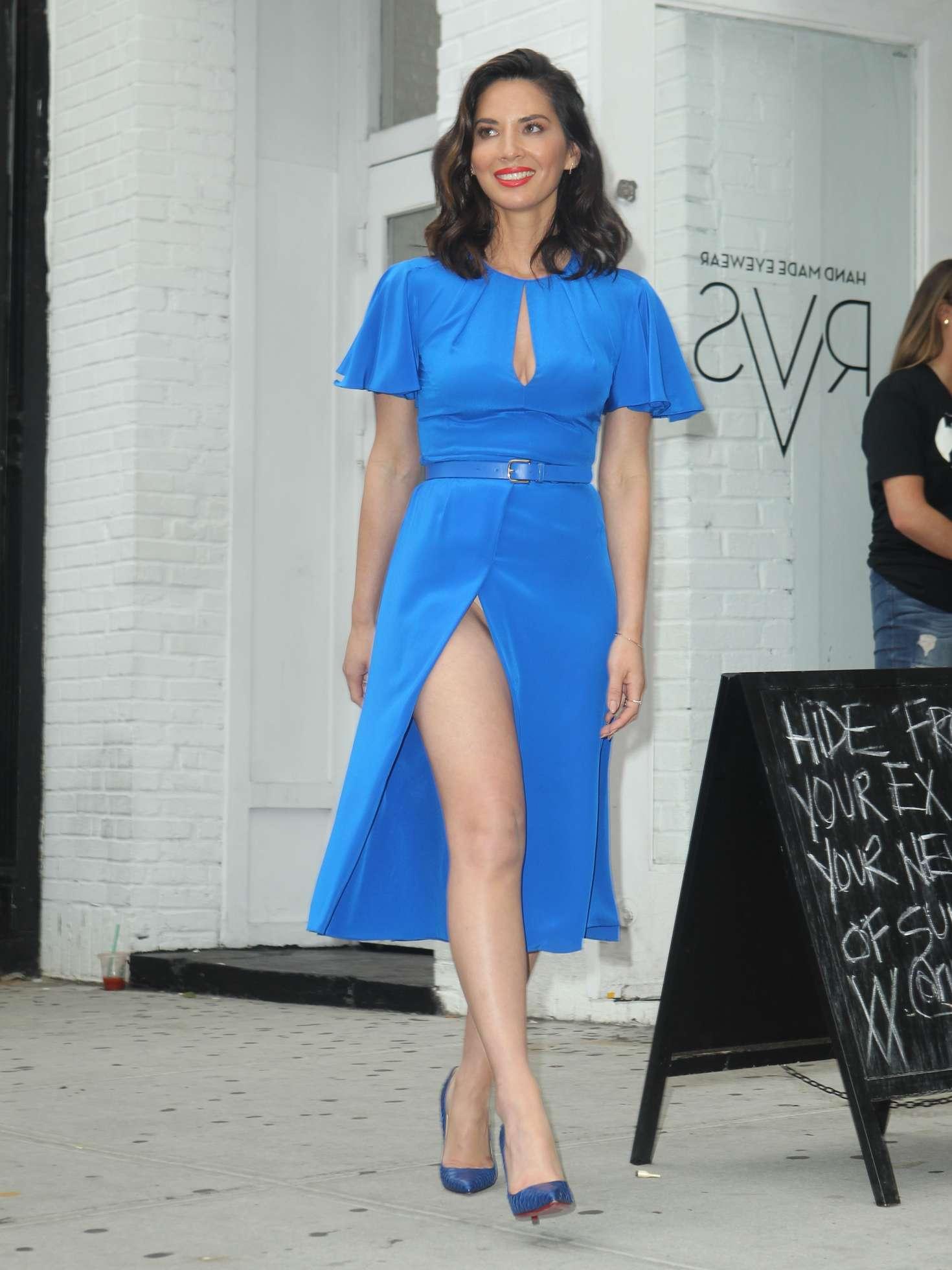 Olivia Munn - Proactiv Pop-Up Experience in New York