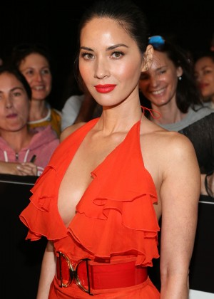 Olivia Munn - 'Ride Along 2' Premiere in Miami