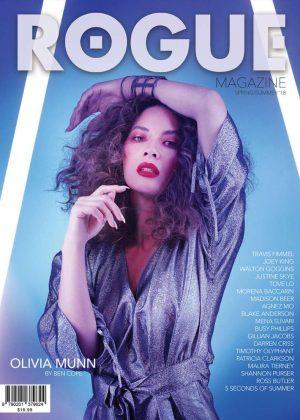 Olivia Munn - Rogue Magazine (Spring/Summer 2018)