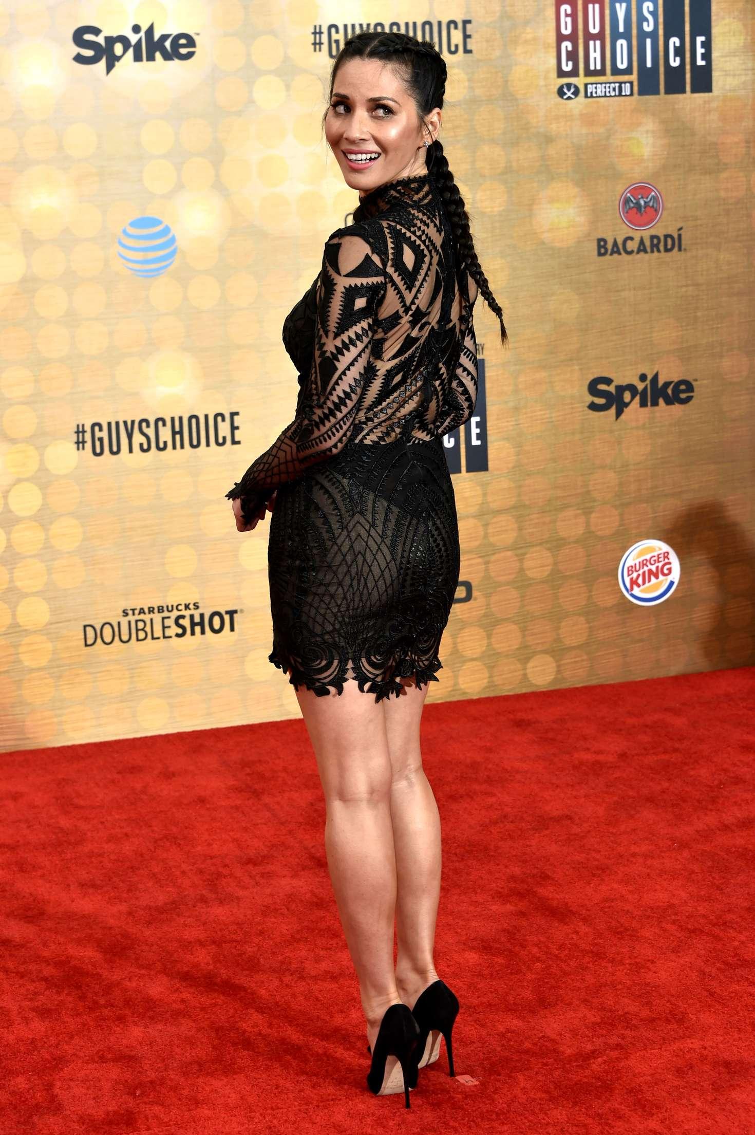 Olivia Munn: Spike TV 10th Annual Guys Choice Awards -12 ... Lindsay Lohan
