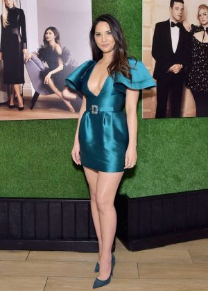 Olivia Munn - The Hollywood Reporter and Jimmy Choo Power Stylists Dinner in Beverly Hills