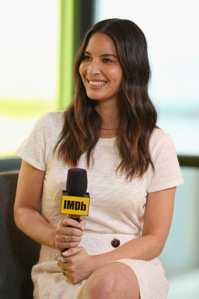 Olivia Munn - The IMDb Studio - 2018 Toronto International Film Festival