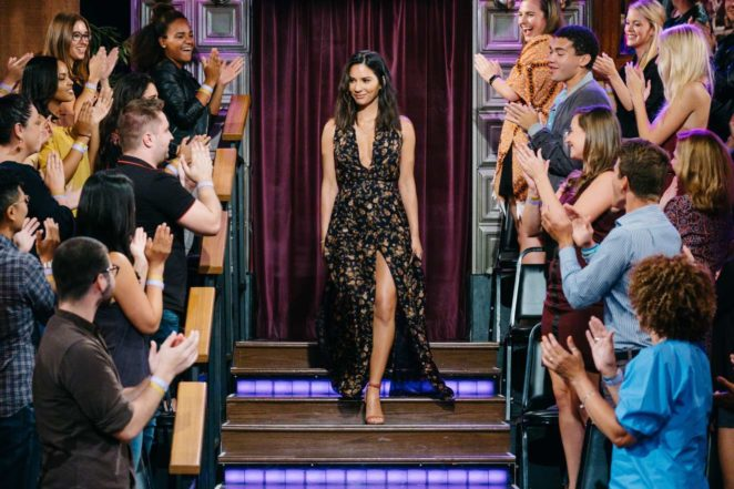 Olivia Munn - The Late Late Show with James Corden in Los Angeles