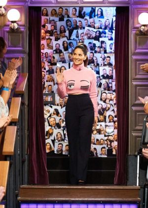 Olivia Munn - 'The Late Late Show with James Corden' in NY