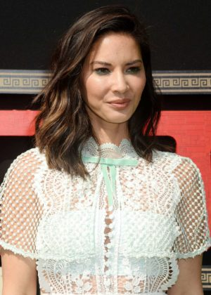 Olivia Munn - The LEGO Ninjago Movie film Premiere in Los Angeles
