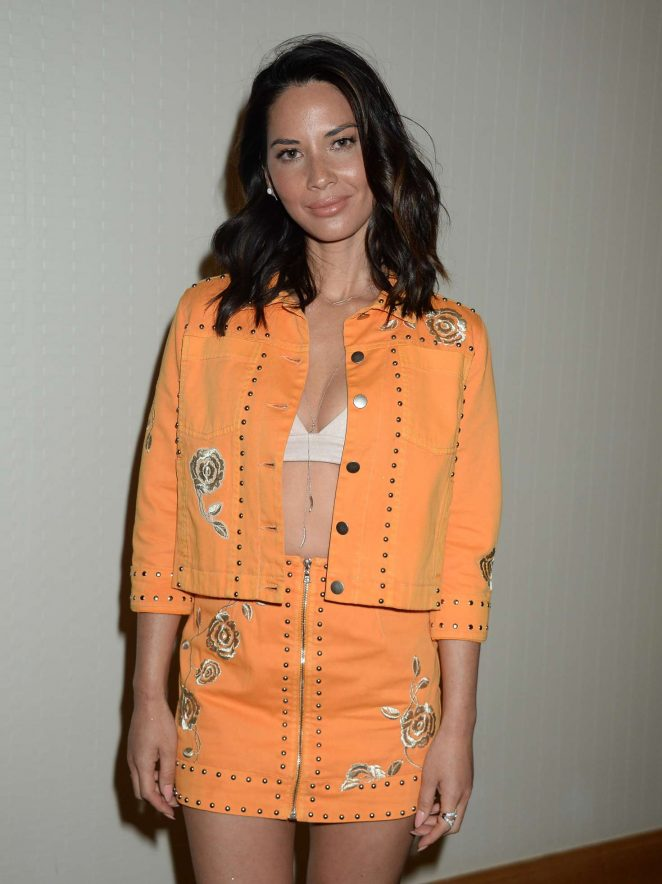Olivia Munn - 'The Lego Ninjago Movie' Presentation at 2017 Comic-Con in San Diego