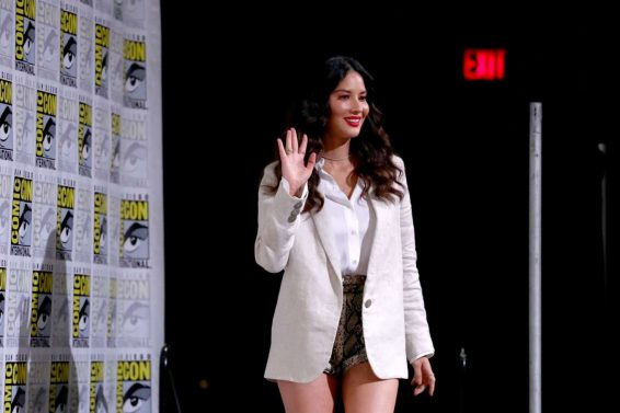 Olivia Munn - 'The Rook' Panel at Comic Con San Diego 2019