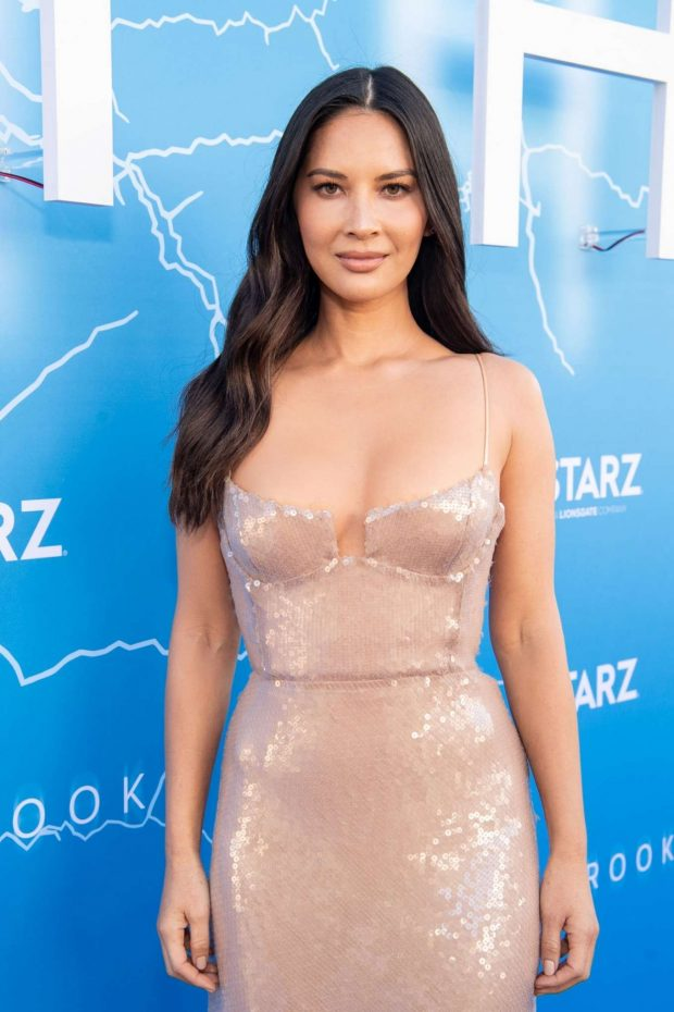 Olivia Munn - 'The Rook' Premiere in Los Angeles