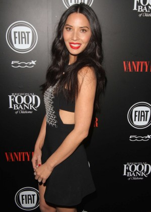 Olivia Munn - Vanity Fair and FIAT Young Hollywood Celebration 2016 in Los Angeles