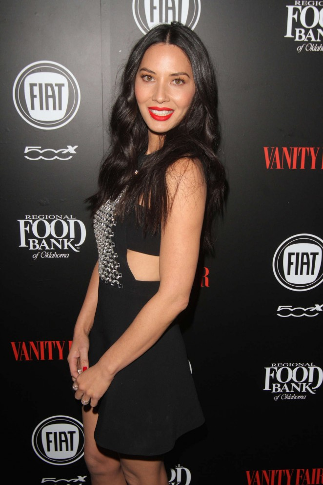 Olivia Munn – Vanity Fair and FIAT Young Hollywood Celebration 2016 in Los Angeles