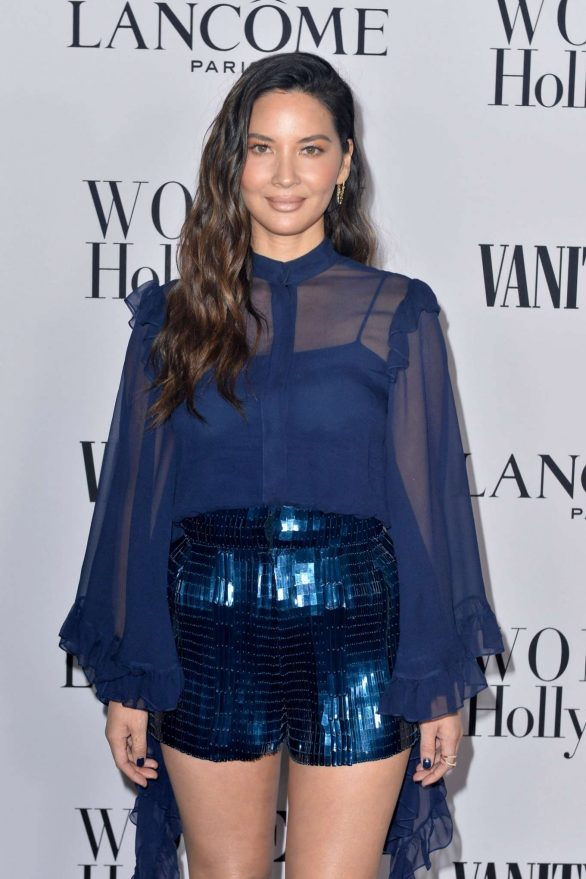Olivia Munn - Vanity Fair and Lancome Women In Hollywood Celebration in West Hollywood
